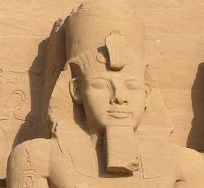 Ramsés-II Nefertari