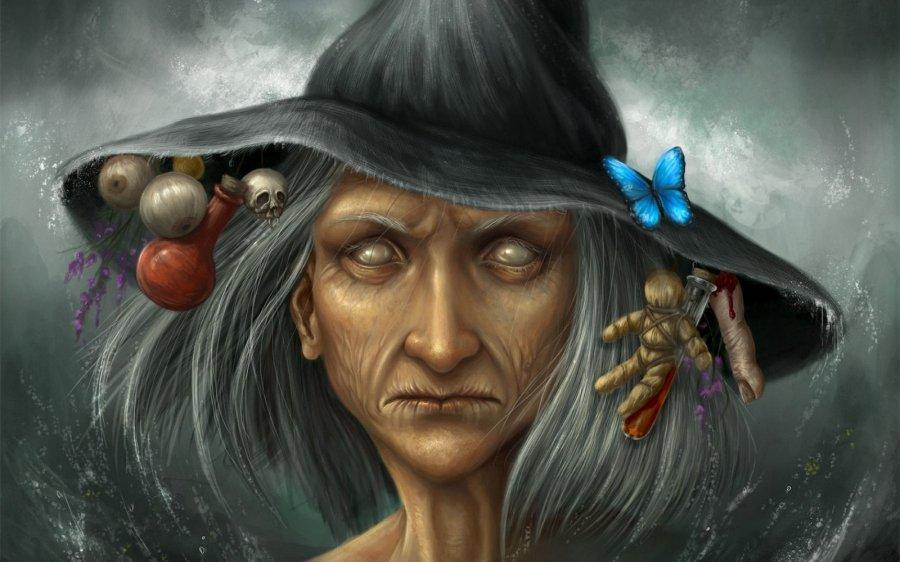 bruja-hechicera