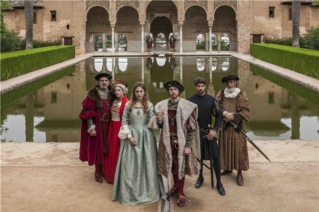 carlos V y I de España