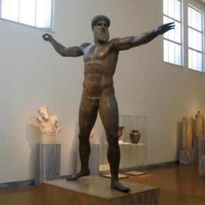 Zeus o Poseidón