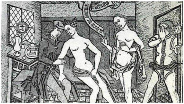 prostitutas edad media prostitutas en calafell